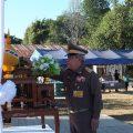 พลเอก สุรยุทธ์ จุลานนท์ องคมนตรี ตรวจเยี่ยมโครงการหมู่บ้านพัฒนาเพื่อความมั่นคง